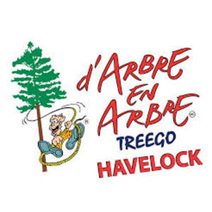 Logo d'arbre en arbre Havelock