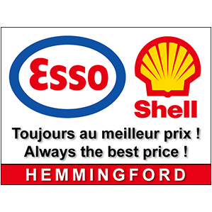 Logo of Shell and Esso